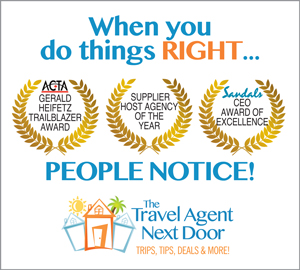 Travel Agent Next Door - In-Feed  June 18