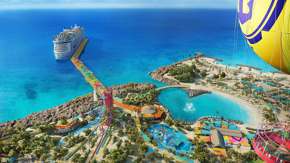 EXCLUSIVE: RCI's 'Perfect Day at CocoCay' revealed