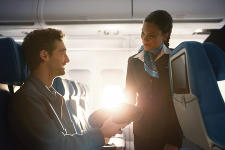 Here's what you do when there's a medical emergency on board