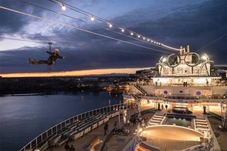 MSC Seaside will take you on an island-hopping adventure this summer