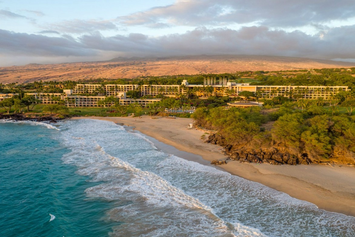 The Westin Hapuna Beach Resort opens today in Hawaii