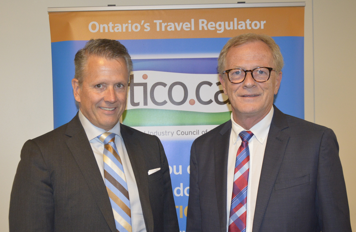 TICO: Comp Fund claims down, progress on Travel Industry Act amendments