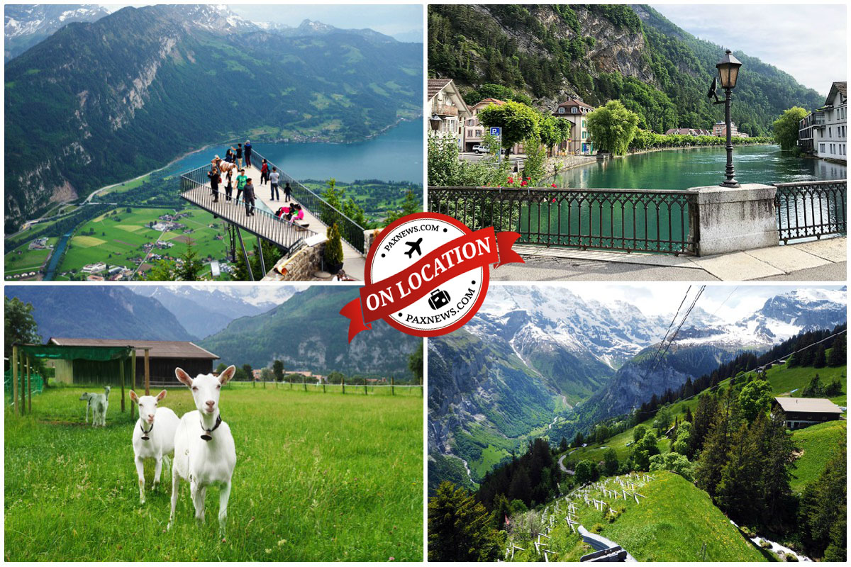 Here are the 4 best Swiss experiences to have in Interlaken