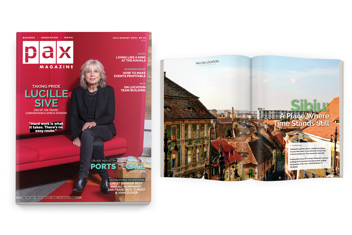 Cruise into summer with PAX magazine's latest issue