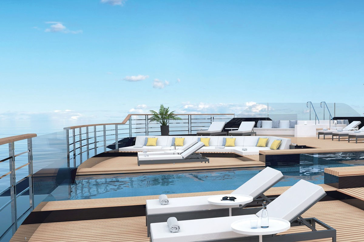 The Ritz-Carlton Yacht Collection has arrived