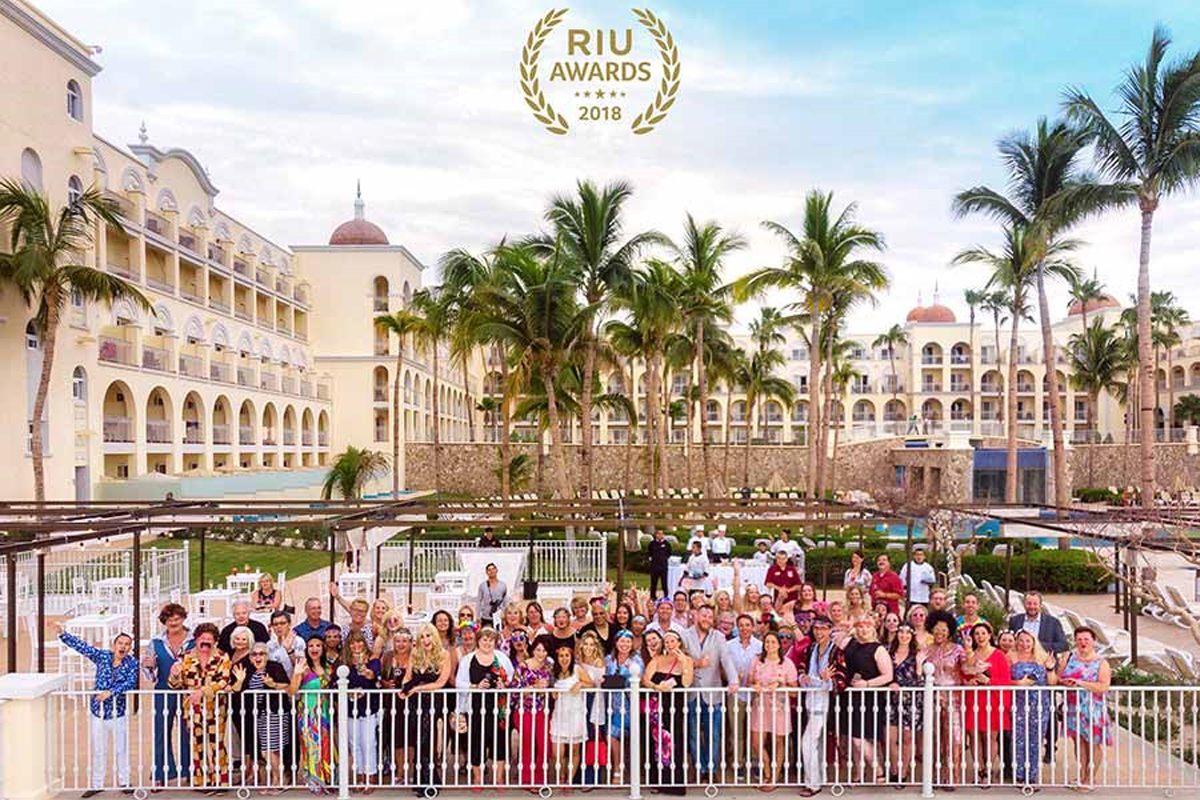 Riu holds its 3rd Annual Riu Awards in Mexico