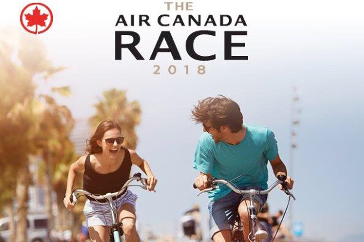 Air Canada and Experience Kissimmee's Air Canada Race date has been announced