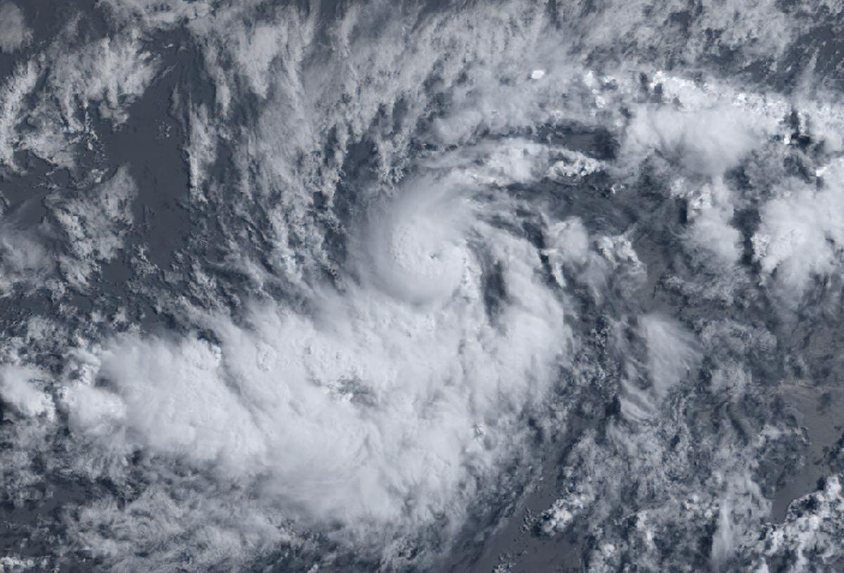 Beryl is first hurricane of 2018