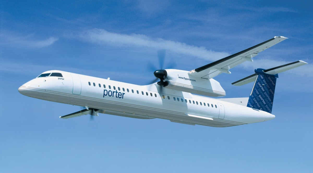 Porter launches Basic fare on select Canadian routes