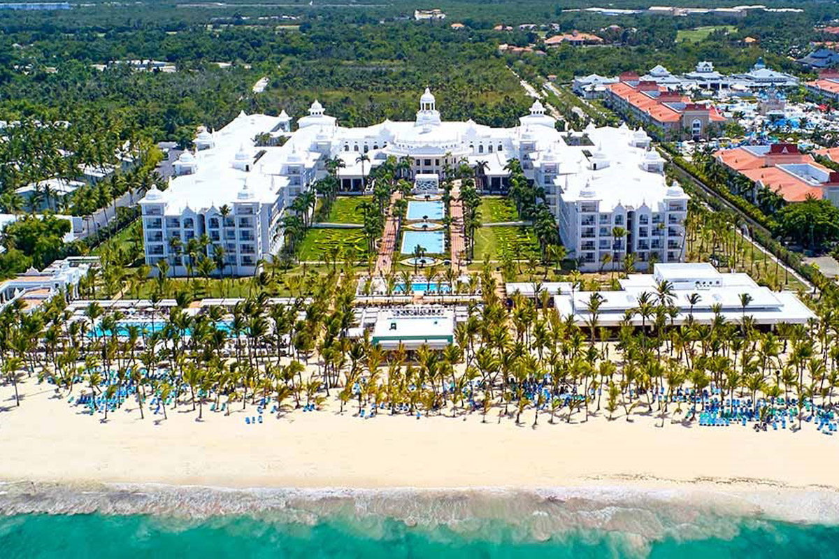 The Riu Palace Punta Cana is back with new amenities