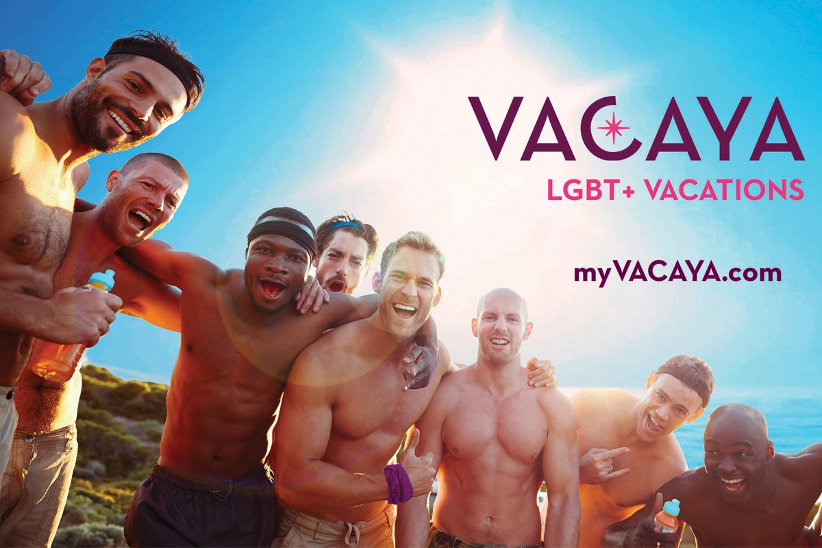VACAYA is the newest LGBT+ vacation company