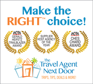 Travel Agent Next Door - In-Feed  Aug 6