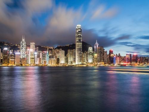Hong Kong posts big arrivals gains