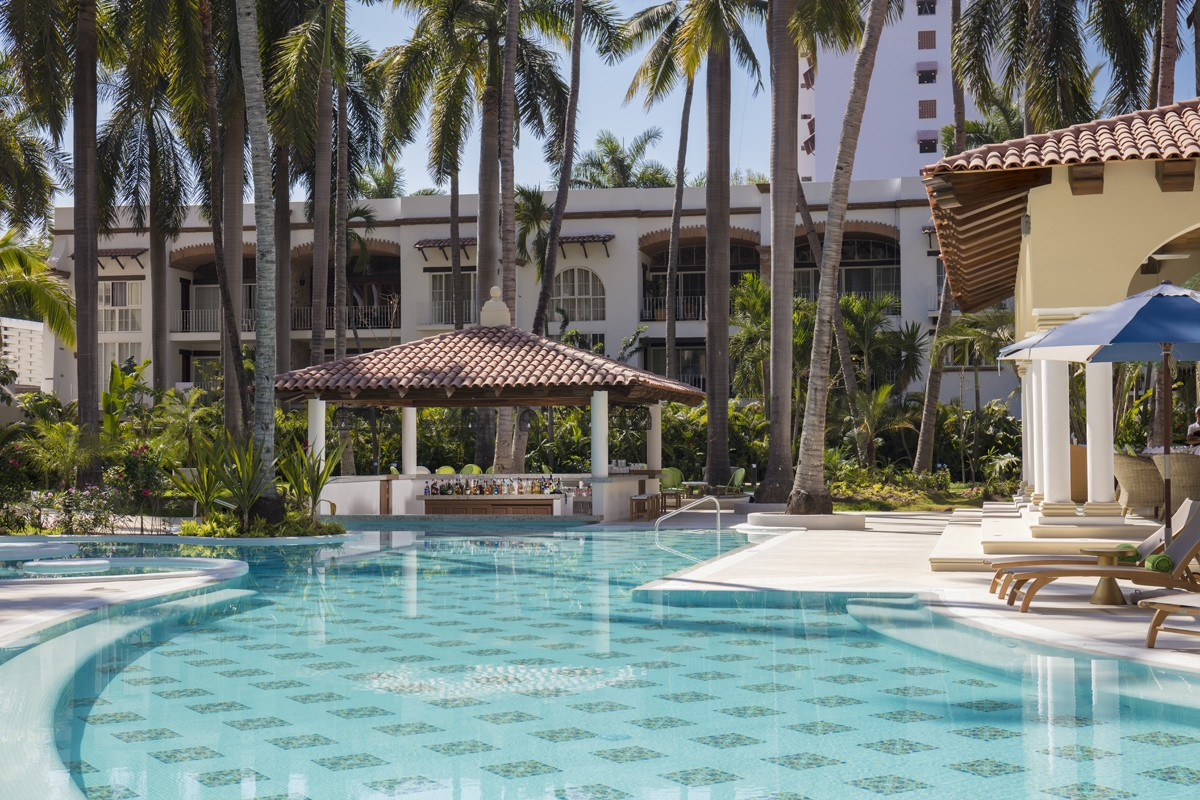 The Hacienda opens at Hilton Puerto Vallarta