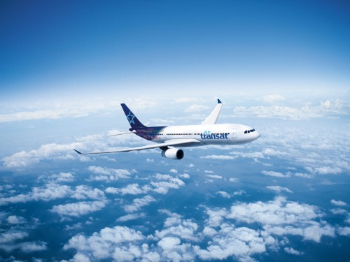 Aimia to partner with Air Transat & Flair; still open to AC purchase