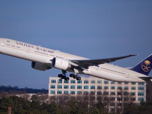 Saudia suspends YYZ flights amidst diplomatic row