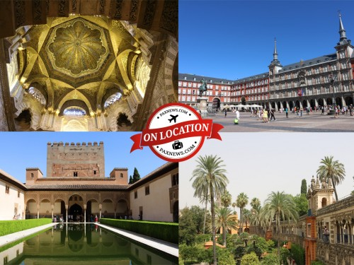 PAX On Location: Discovering Moorish Spain with G Adventures