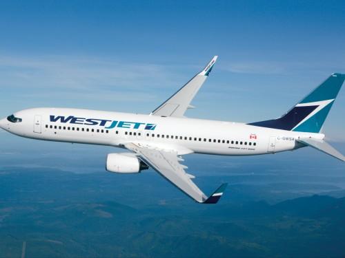 WestJet sets a new passenger record