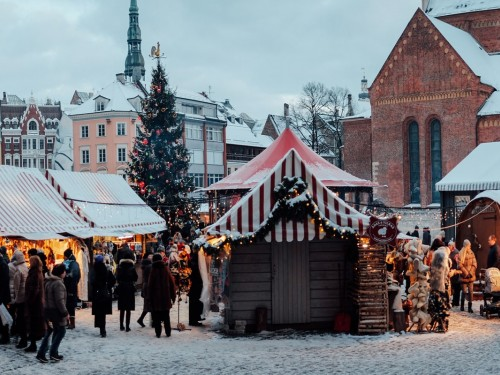 Goway and AmaWaterways offering special Christmas cruises