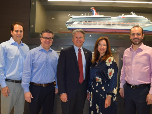 Carnival, Canaveral Port Authority reach agreement on new terminal