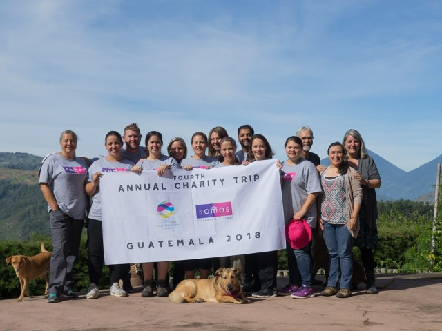 Flight Centre helps out in Guatemala
