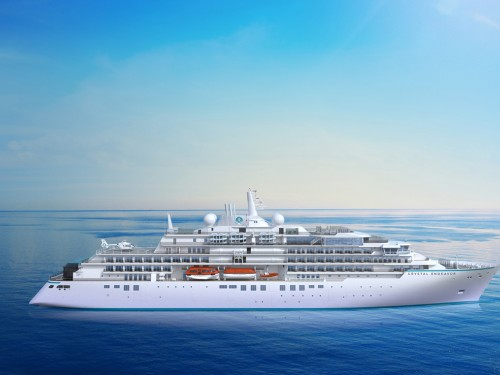Bookings open for Crystal Endeavor's inaugural sail