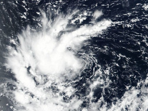 Hawaii spared as Lane downgraded to tropical depression