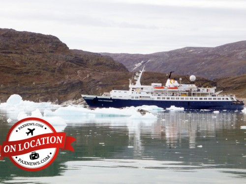 Exploring Greenland with Quark Expeditions