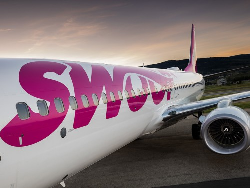 Swoop adds YEG-YWG flight this fall