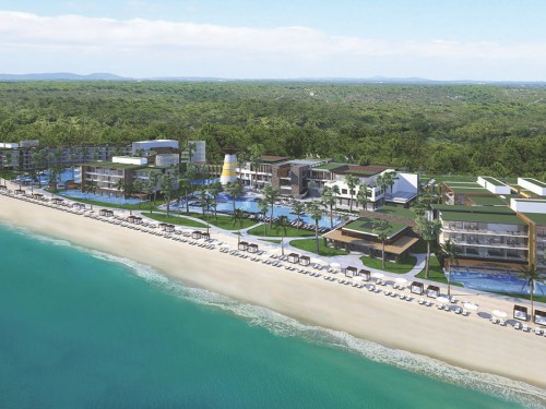PHOTOS: A fabulous new 5* hotel is coming to Riviera Maya