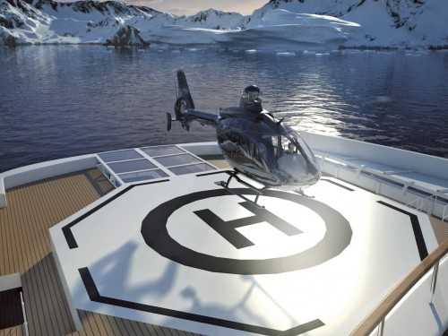 Scenic's Airbus H130 helicopters are arriving this week