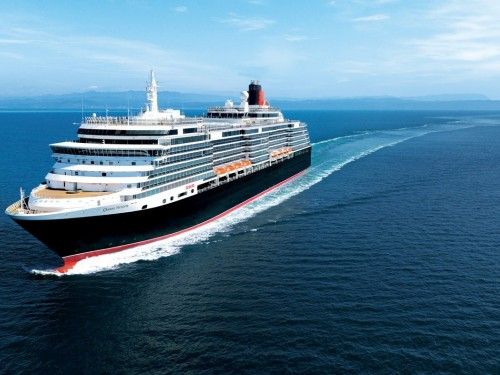 Cunard's Three for All promo comes packed with freebies
