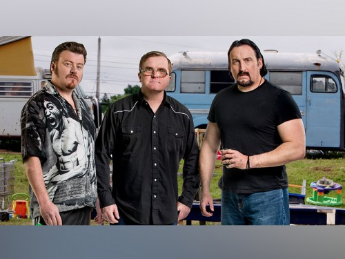 Norwegian and Trailer Park Boys set sail on the Pearl