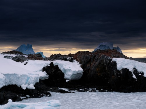 Free round-trip flights on select 2019 Hurtigruten Antarctica cruises