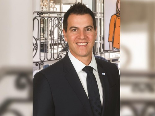 Carlo Rinaldi is Uniworld's new district sales manager for Eastern Canada