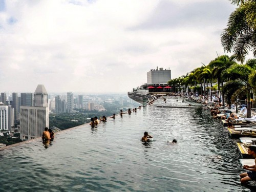 4 of the world's most unique pools