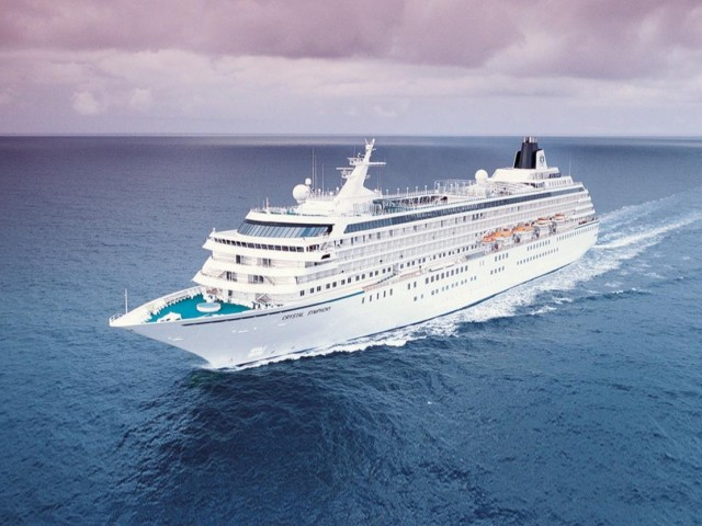 Agents can now book Crystal's 26th annual World Cruise