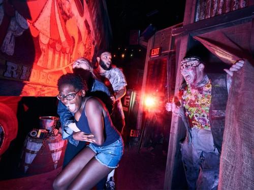 Halloween Horror Nights return to Universal Orlando Resort