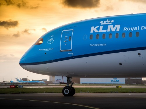 KLM adds flights to Las Vegas starting next summer