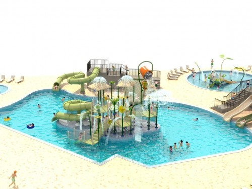Paradisus Playa del Carmen La Esmeralda is getting a water park