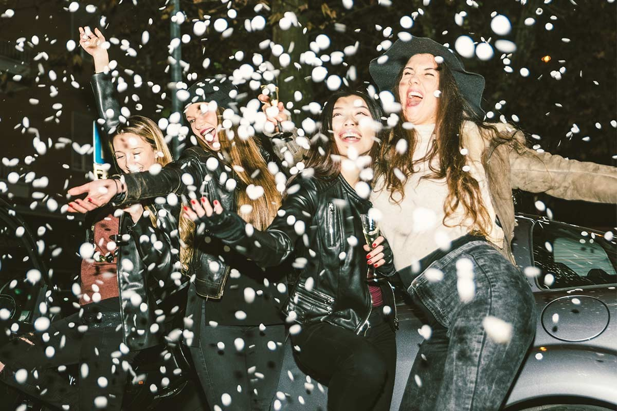 Marking New Year's Eve Around the World