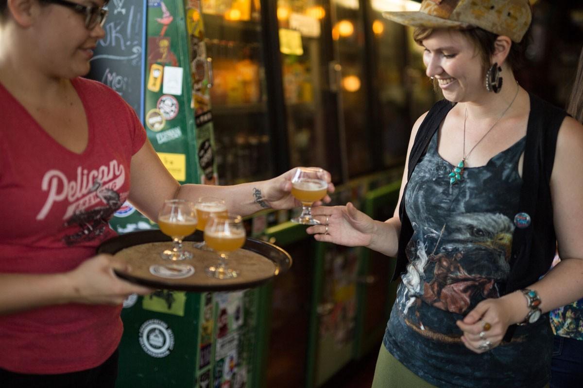Getting crafty: a U.S. craft brew odyssey