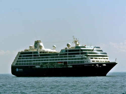 We sail the Mediterranean with Azamara Club Cruises