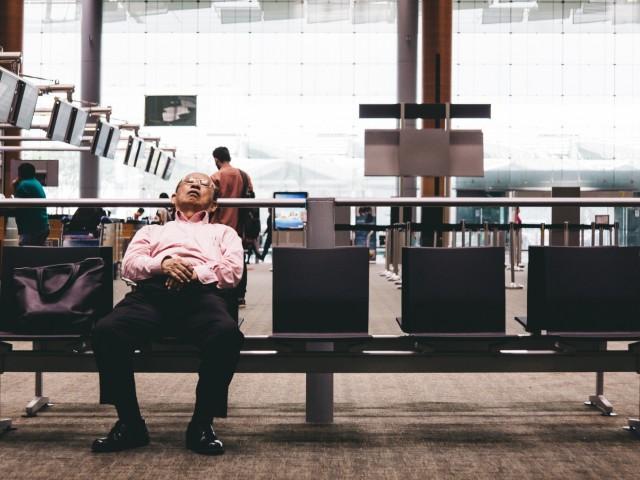 5 snacks for a better in-flight sleep