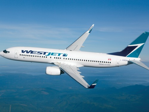 WestJet posts slight decrease in September traffic results