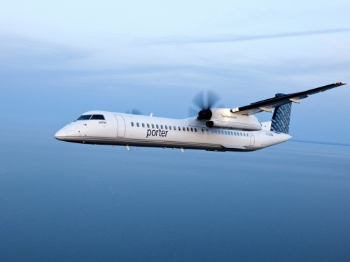 Porter's Toronto-Tremblant service returns Dec. 7
