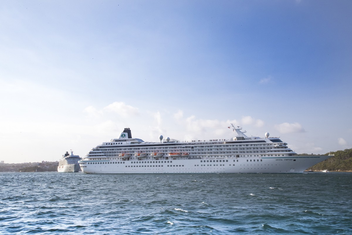 Crystal Cruises' 2021 program ready to sail