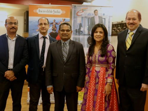 India celebrates tourism day in Ottawa