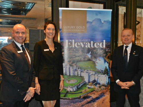 We got a taste of luxury with Insight Vacations and Luxury Gold