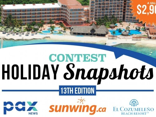 Voting starts today for our Holiday Snapshots contest